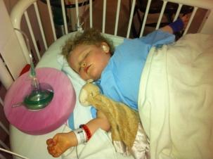Claire Surgery 2